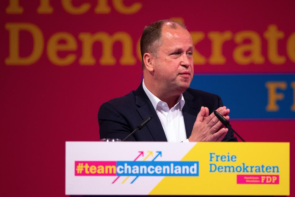 """FDP in NRW attackiert SPD: """"Abstieg der Sozialdemokratie"""""""