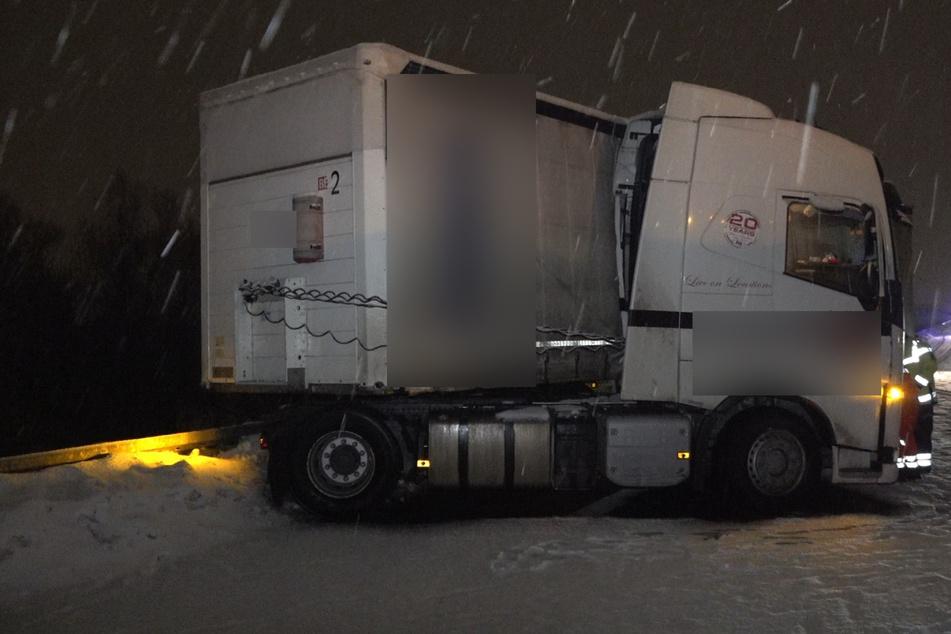 Vorsicht Glätte! Witterung sorgt für Unfälle im Raum Leipzig