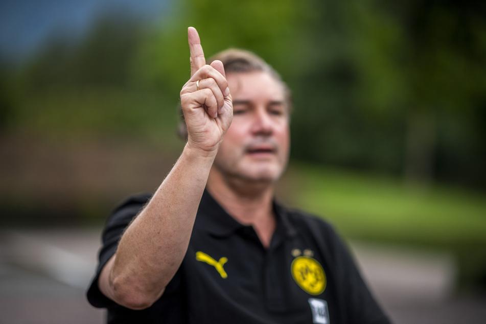 BVB-Sportdirektor Michael Zorc (59) war mit dem Klub kurz davor Callum Hudson-Odoi nach Dortmund zu holen.