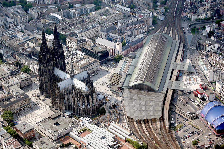 Corona Stadt Köln