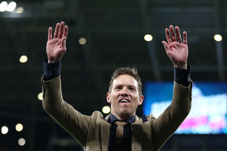 Hätte Nagelsmann einen Wunschtransfer frei, würde er Lionel Messi verpflichten.