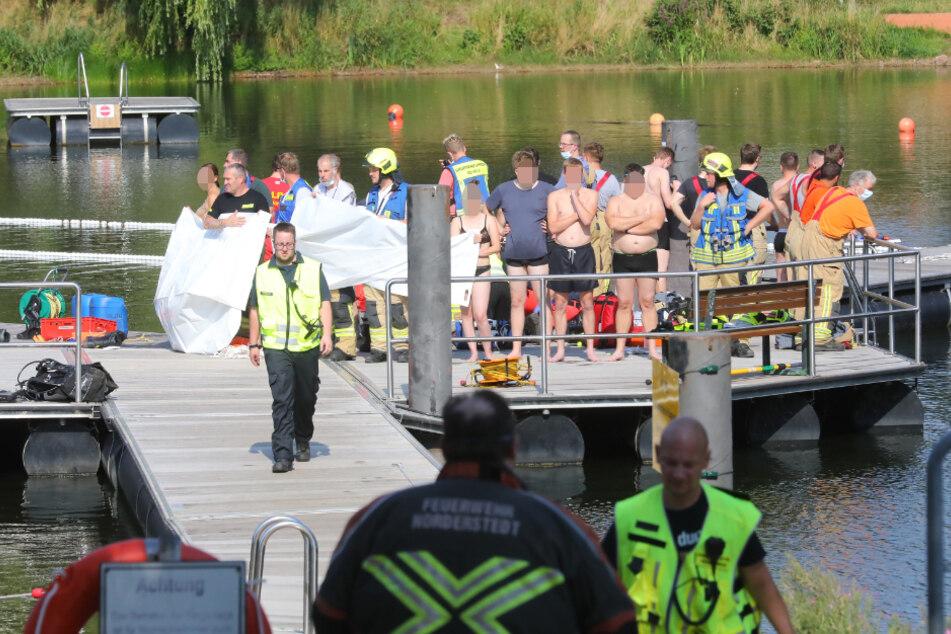 Tödlicher Badeunfall bei Hamburg: Junge treibt leblos im Wasser