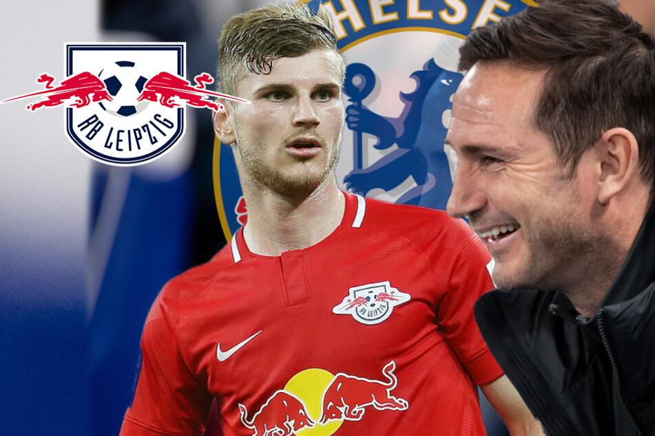 """Chelsea-Coach Lampard schwärmt schon von Werner: """"Herausragend!"""""""
