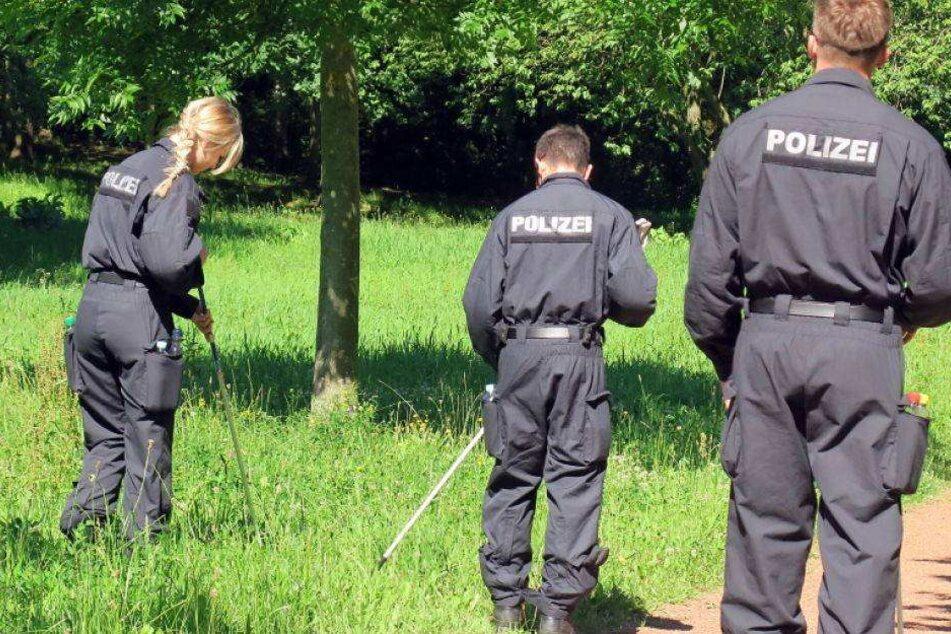 Polizei findet Leiche bei Vermisstensuche in Chemnitz