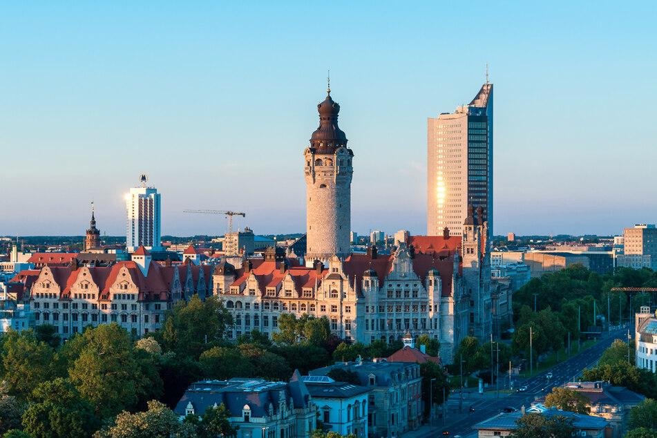 Das Leipziger Zentrum zieht besonders viele Menschen an - deshalb sind die Mieten hier höher als in anderen Stadtteilen.