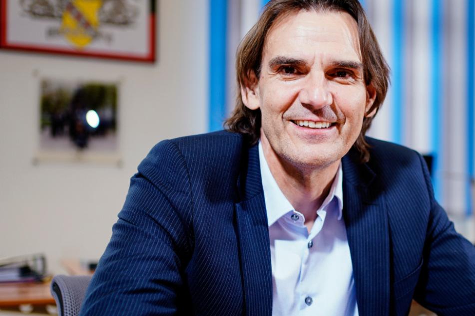 Andreas Stenger (58) wird ab 1. Mai LKA-Chef.