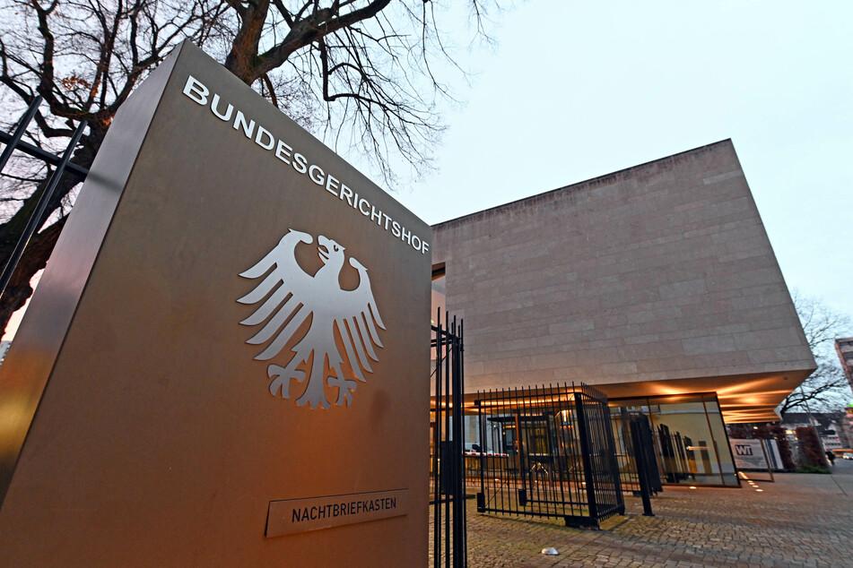Der Bundesgerichtshof in Karlsruhe.