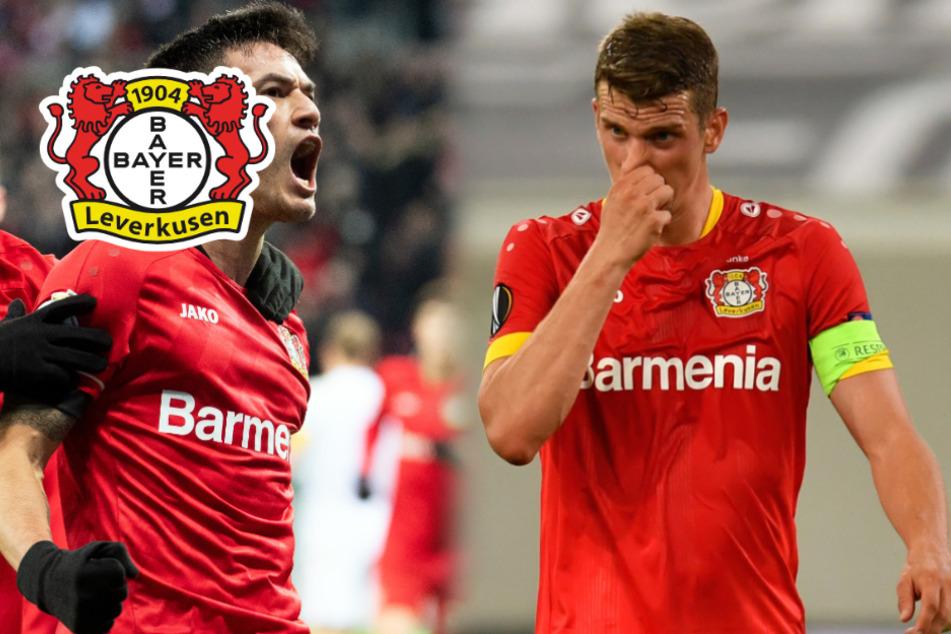 Paukenschlag! Leverkusens Lars Bender gibt Kapitänsbinde ab