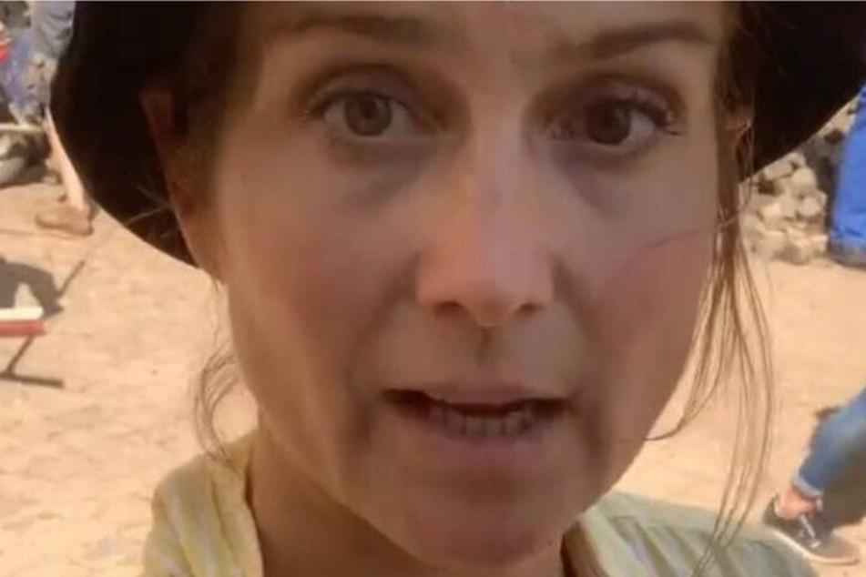 RTL-Reporterin Susanna Ohlen (39) hat sich in der Nacht zu Freitag bei Instagram für ihr Verhalten entschuldigt.