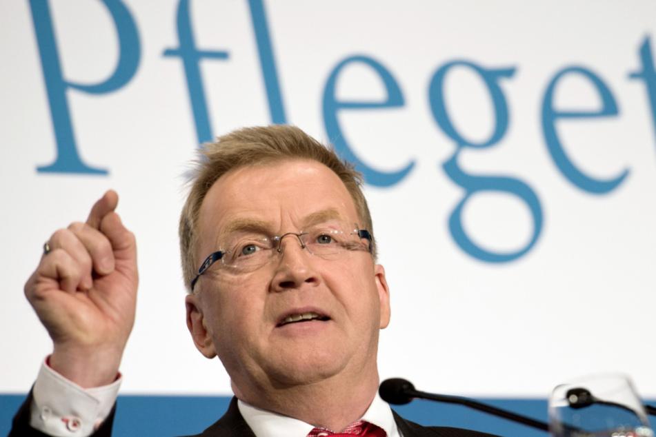 Der Pflegebevollmächtigte der Bundesregierung, Andreas Westerfellhaus (Archivbild).