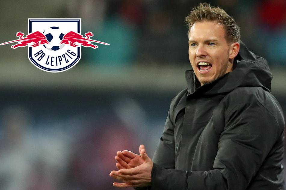 """RB-Trainer Nagelsmann hofft auf Champions League: """"Mit Tabellenplatz 2,5 zufrieden"""""""