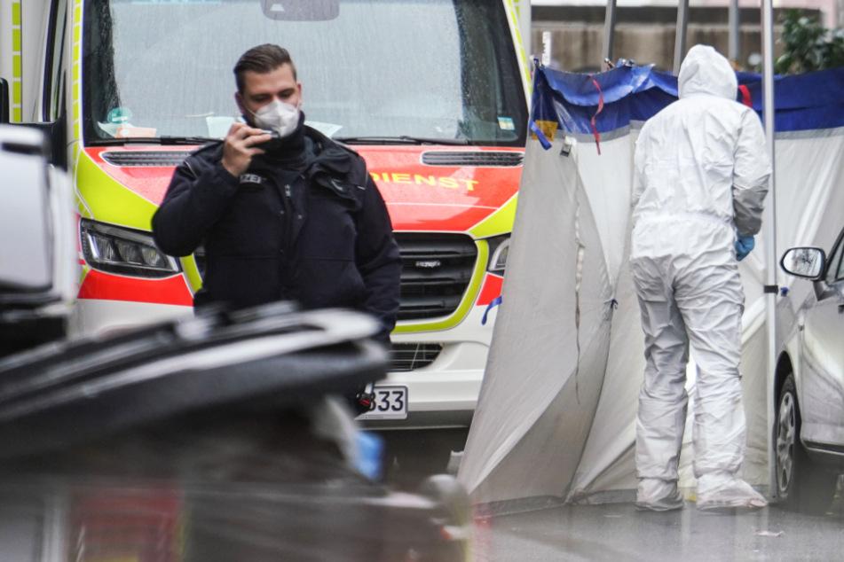 Zwei Tote bei Schießerei in Wiesbaden: War es ein Beziehungs-Drama?