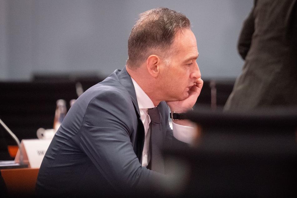 Heiko Maas (54, SPD), Außenminister.
