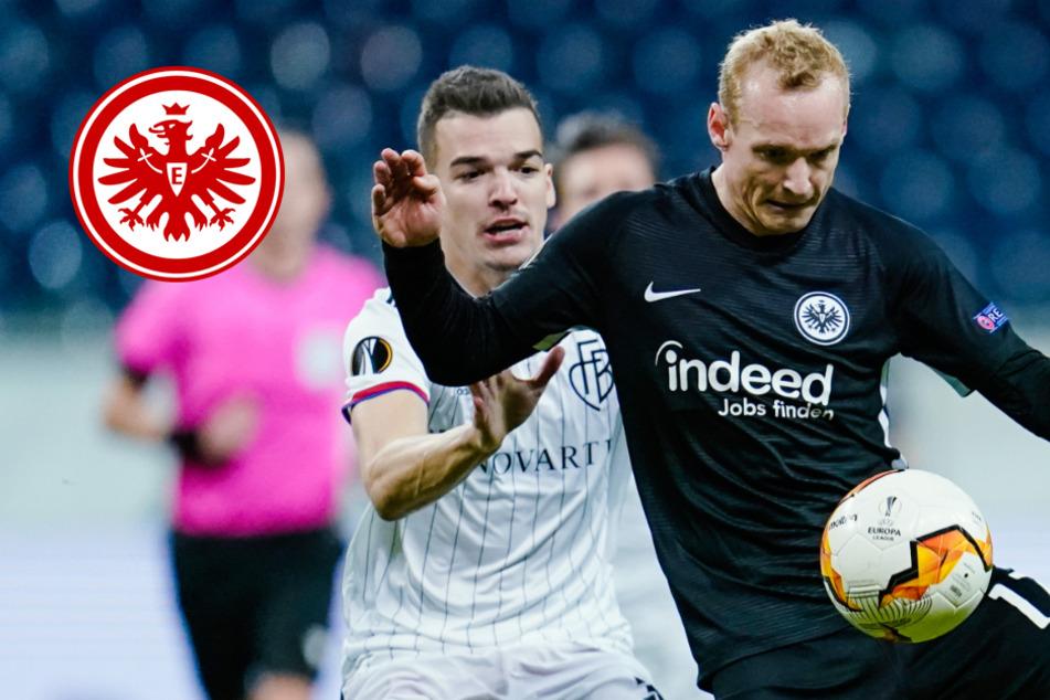 Trotz 0:3-Hypothek gegen Basel: Eintracht im Lostopf fürs Europa-League-Viertelfinale