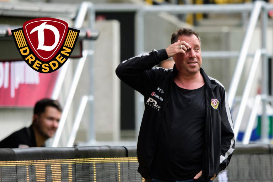 Kauczinskis 16 Monate bei Dynamo: Quarantäne, Abstieg, Neuaufbau, Scheitern