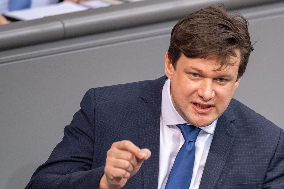 CSU-Abgeordneter Zech legt Bundestagsmandat und Parteiämter nieder