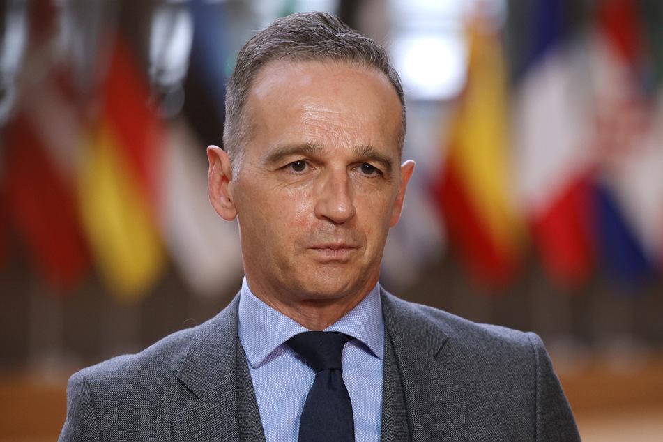 Bundesaußenminister Heiko Maas (54, SPD).