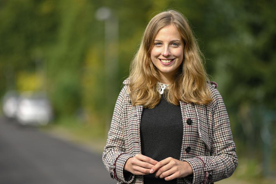 Wiebke Winter (25, CDU) hat um das Direktmandat im Wahlkreis 55 gekämpft.
