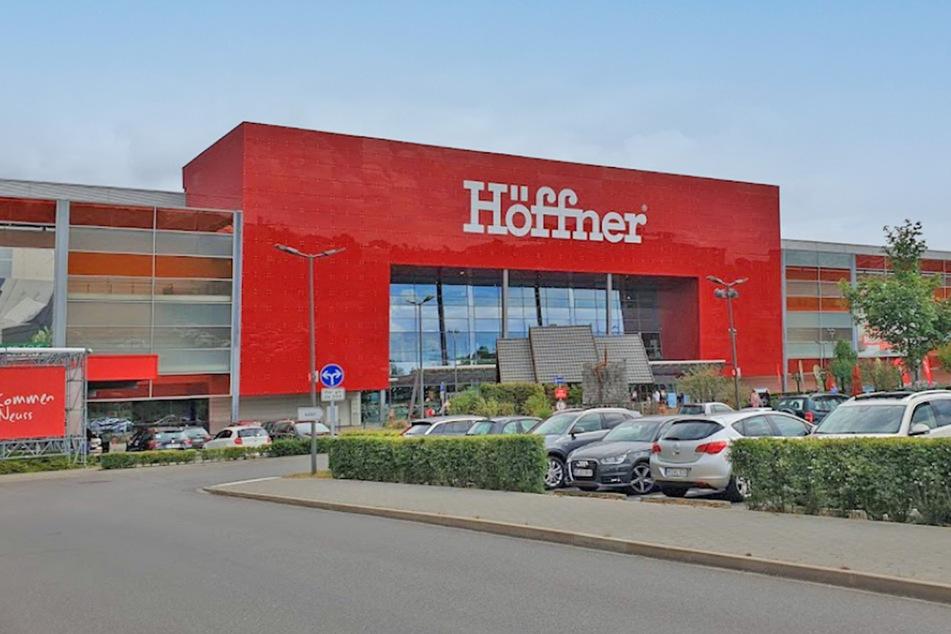 Bei Möbel Höffner laufen für kurze Zeit zwei riesige Spar-Aktionen!