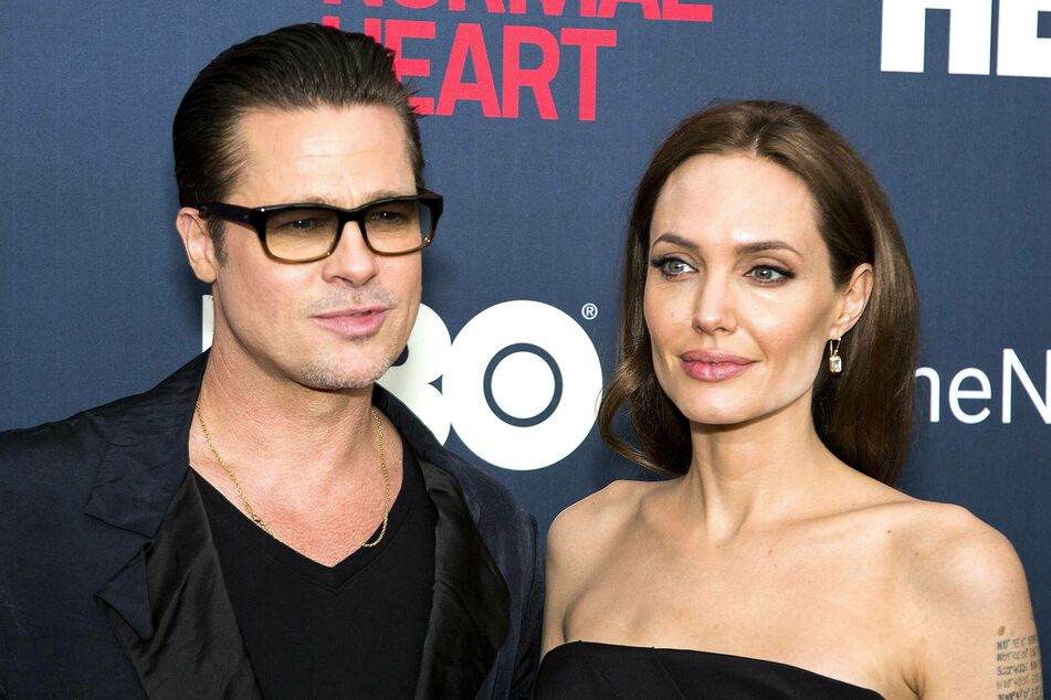 Angelina Jolie (45) and Brad Pitt (56).
