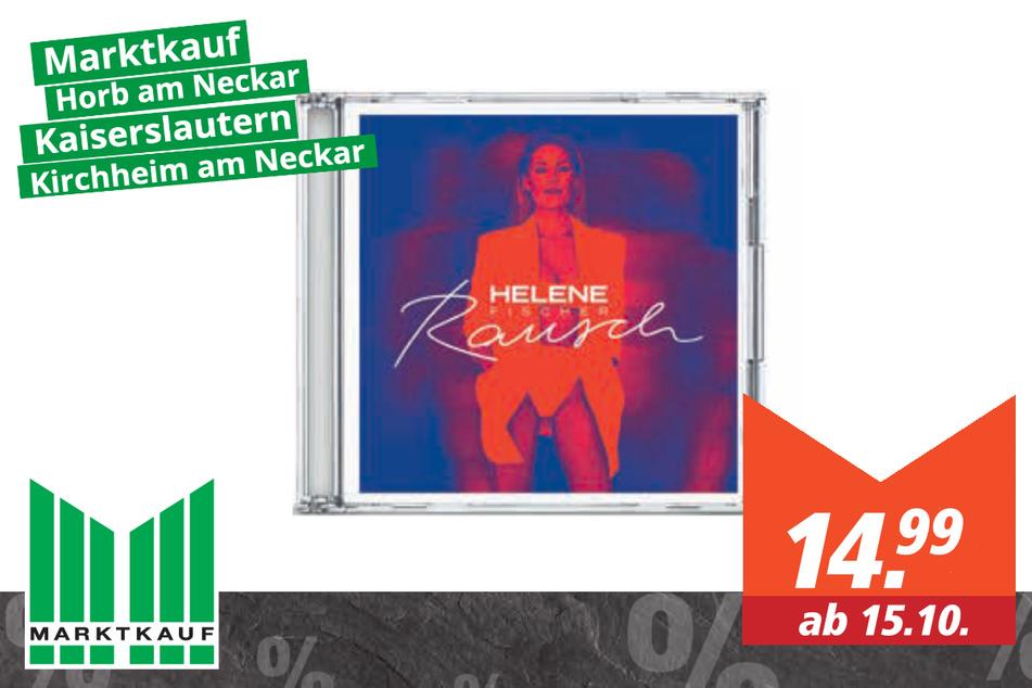"""Helene Fischer """"Rausch"""" für 14,99 Euro"""