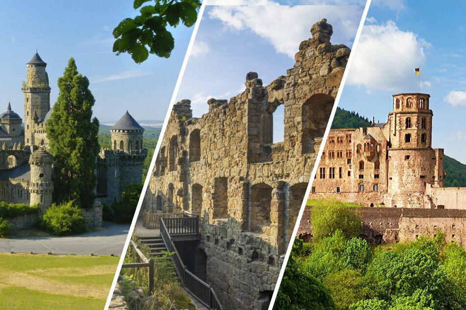 Vielleicht auch in eurer Nähe? Hier stehen Deutschlands schönste Ruinen!