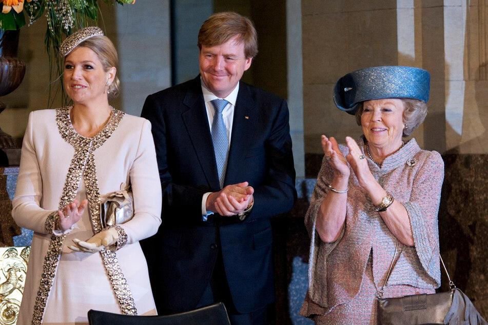 Das niederländische Königshaus fühlt sich in Sachsen wohl.