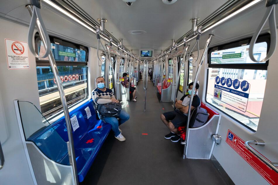Im öffentlichen Verkehr konnten nur sehr wenige Corona-Ausbrüche dem eigentlichen Personenverkehr zugeordnet werden. (Symbolbild)