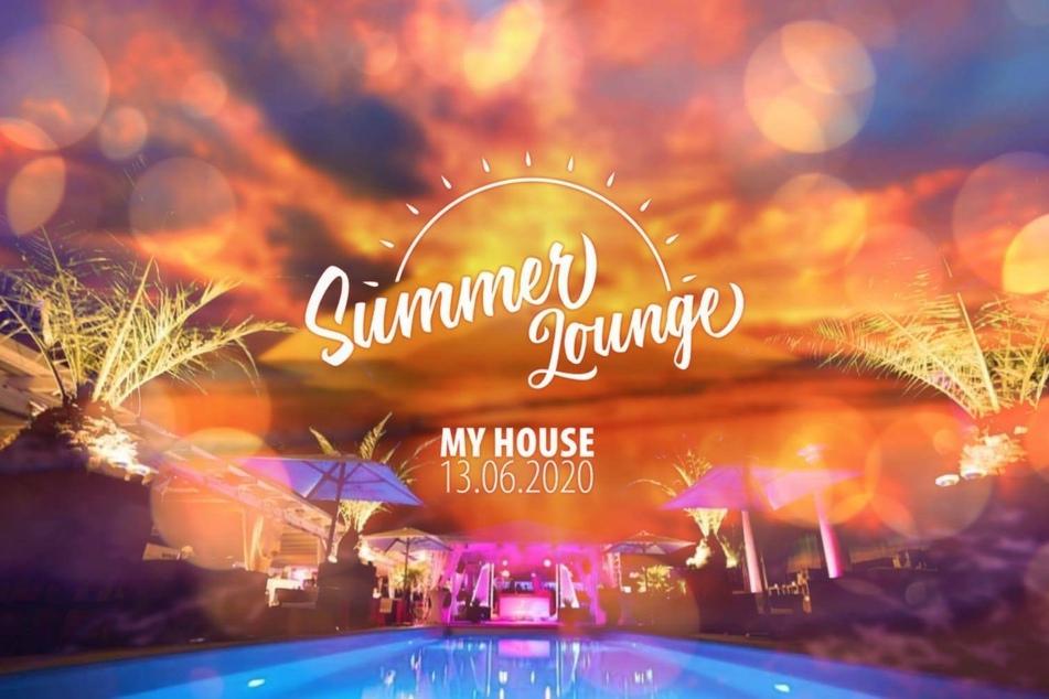 Samstagabend eröffnet die Summerlöounge des Clubs My House.