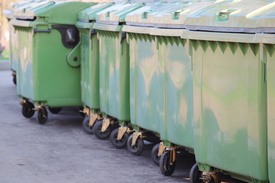 The Lochhead Landfill is also part of the Dunfermline Recycling Center, so it is unclear where the unused products end up (stock image).
