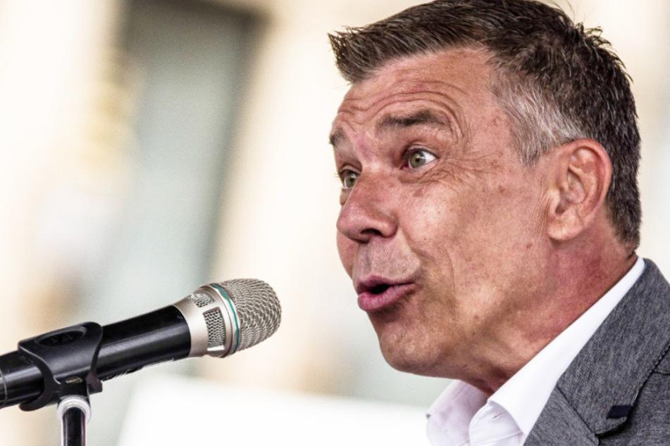 Dienstgeheimnisse verraten? Anklage gegen AfD-Abgeordneten Richard Graupner