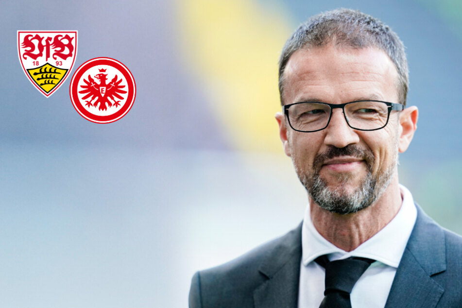 """Erst gefeiert, dann gefeuert: Frankfurts Fredi Bobic trifft auf """"seinen"""" VfB"""