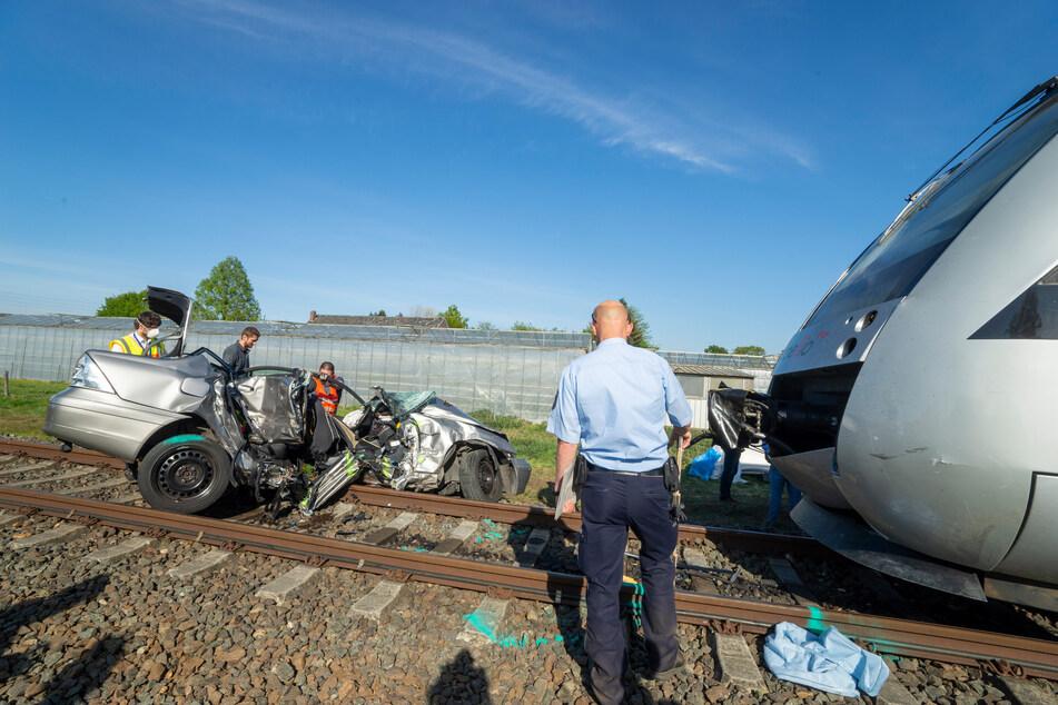 Tödlicher Unfall an Bahnübergang: Schranke war bereits in Planung