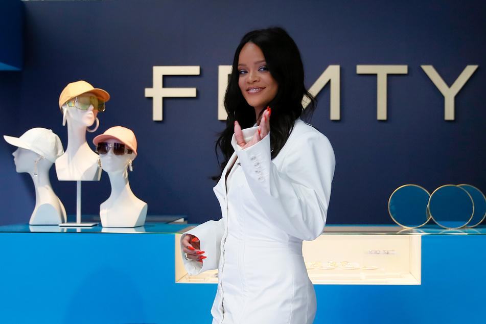 """Gerade das Label """"Fenty"""" machte sie zu einer unfassbar erfolgreichen Unternehmerin."""