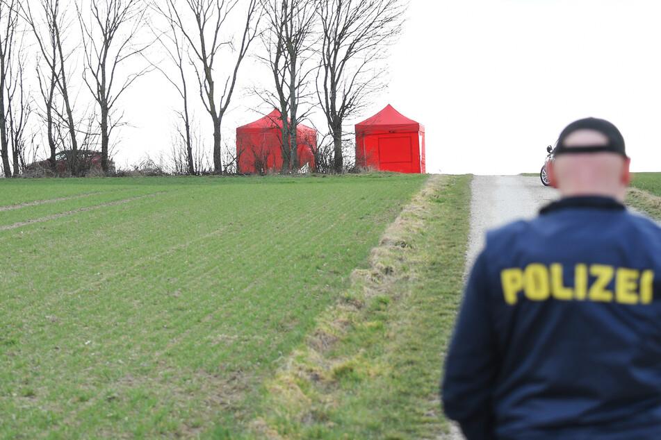 Die Polizei ermittelt zum augenscheinlichen Mord.