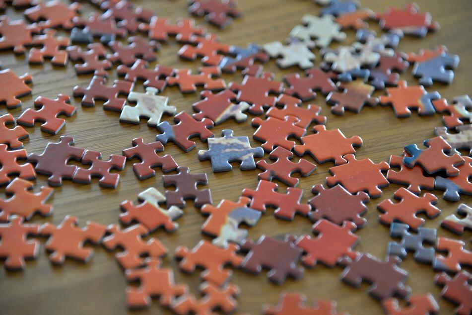 In Sachsen liegen Puzzle im Trend.