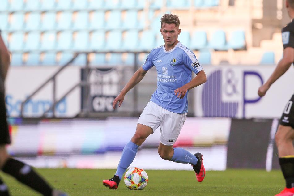 Erik Tallig verlässt den CFC und wechselt zu 1860 München.