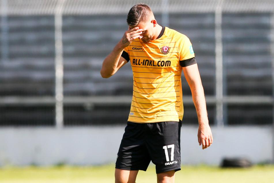 Rene Klingenburg (27) stieg im Sommer 2020 mit Dynamo Dresden aus der 2. Bundesliga ab. Nach einem durchwachsenen Jahr wagt er nun einen weiteren Neuanfang. Diesmal beim 1. FC Kaiserslautern.