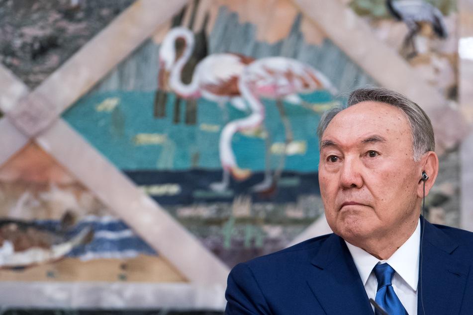 Nursultan Nasarbajew, Ex-Präsident von Kasachstan, hat sich mit dem Coronavirus infiziert.