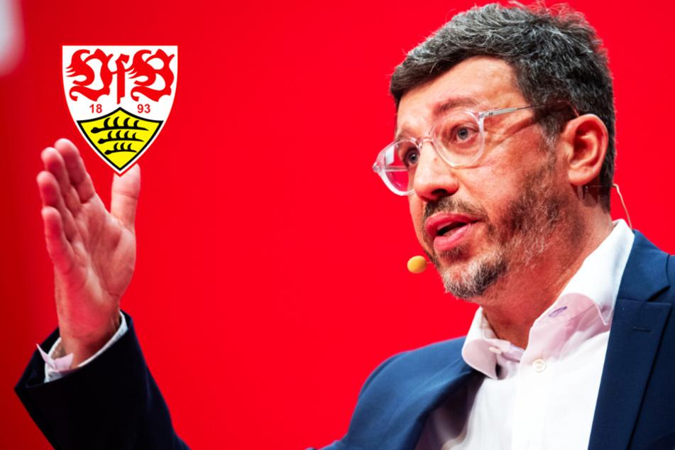Geheimnisverrat beim VfB? Präsident Vogt schaltet Staatsanwaltschaft ein