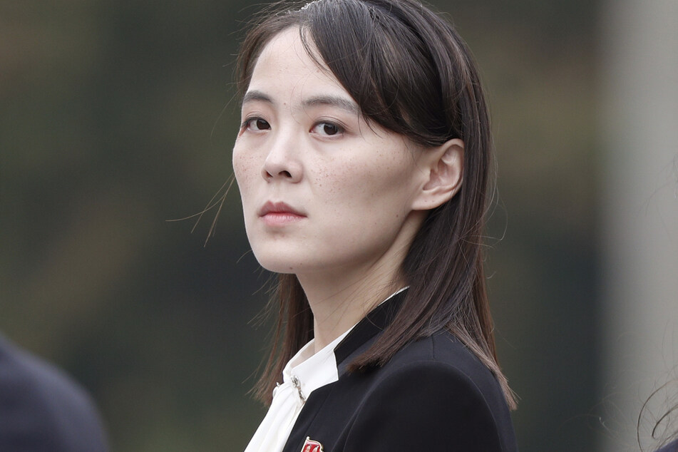 Schwester Kim Yo Jong (31). (Archivbild)
