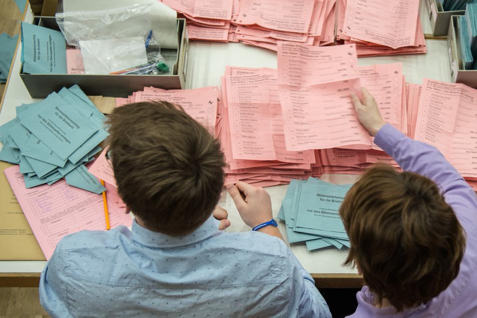 Landtagswahl: Anteil der Briefwähler auf Rekordniveau
