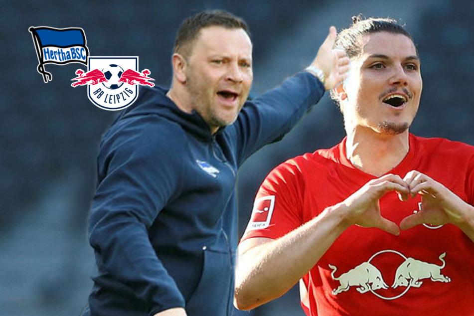 RB Leipzig baut Super-Bilanz bei Hertha eindrucksvoll aus und lässt die Bayern zittern