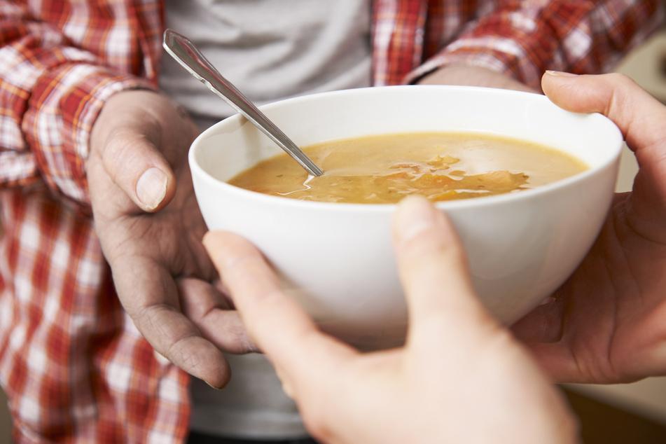 In den kalten Wintermonaten tut eine warme Suppe im Bauch gut (Symbolbild).