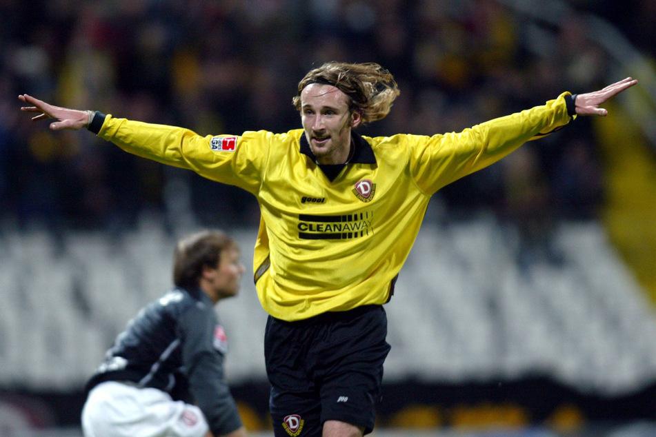 Joshua Kennedy stürmte für Dynamo von 2004 bis 2006 in der 2. Liga.