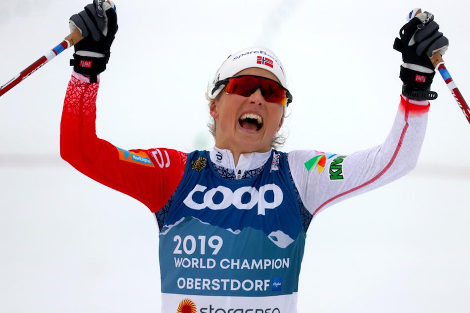 Langläuferin Johaug verteidigt WM-Titel, Hoffnungsträgerin Hennig komplett chancenlos