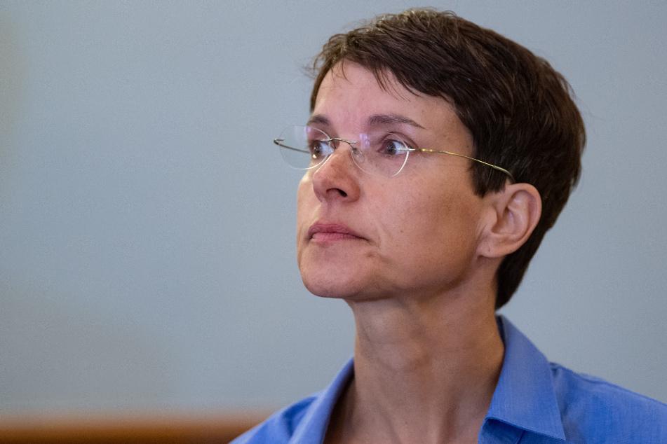 """Ex-AfD-Chefin Frauke Petry: CDU verhält sich wie """"Hühnerhaufen"""""""