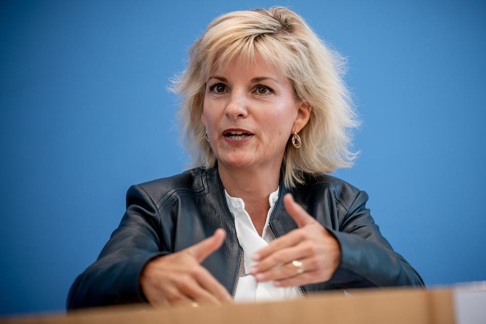 Daniela Ludwig (CSU) ist die Drogenbeauftragte der Bundesregierung.
