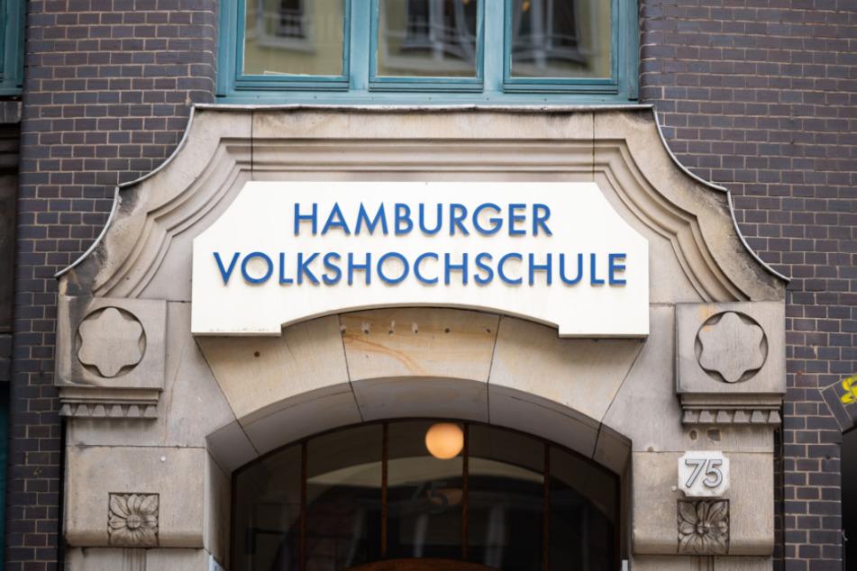 Die Hamburger Volkshochschule macht wegen der Corona-Pandemie einen hohen Verlust.