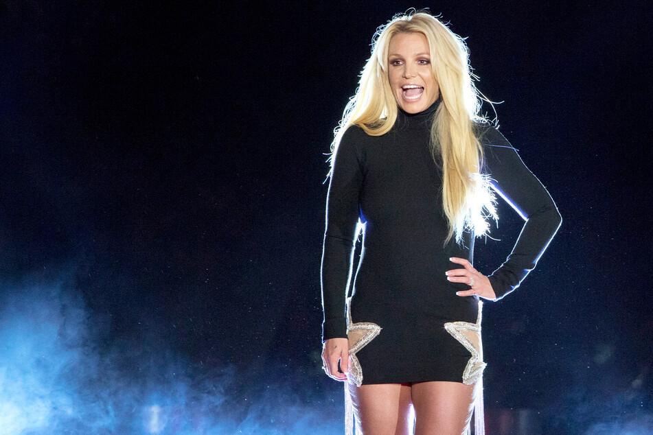 US-Popstar Britney Spears (39).
